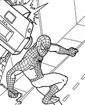 40 Spider Man Coloring Pages Topcoloringpages Net