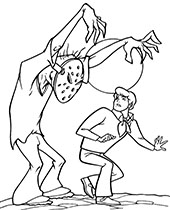 Scooby doo free coloring pages, books for children