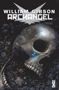 Couverture du comics Archangel