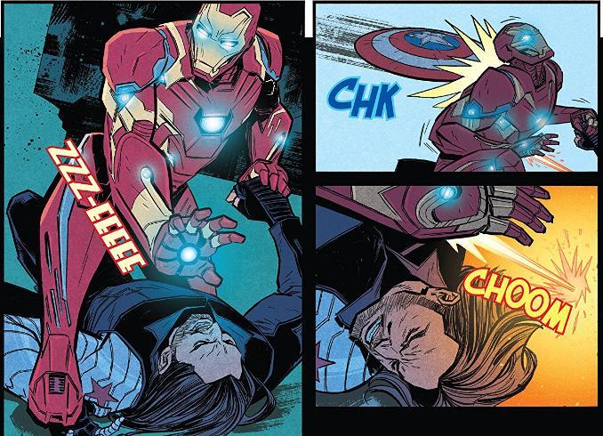 Avengers Infinity War - le prologue du film