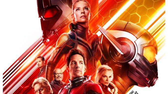 nouveau visuel Ant-Man et la Guêpe