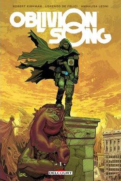 couverture d'Oblivion Song, tome 1 de Robert Kirkman
