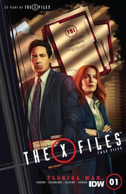 X-Files : Cases Files - Florida Man 1