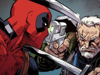 Deadpool – Fraction de seconde couverture