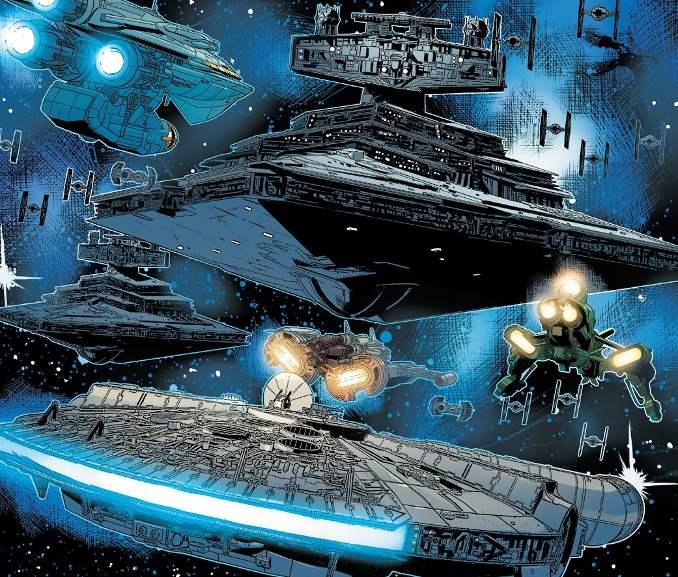 Han Solo chez Panini Comics