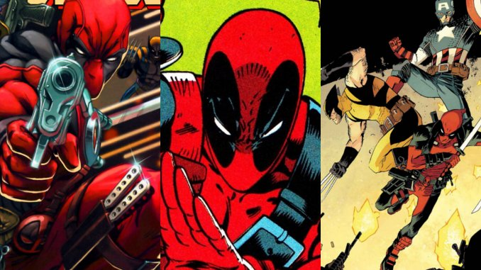 meilleurs aventures de Deadpool