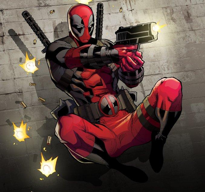 Les meilleurs costumes de Deadpool