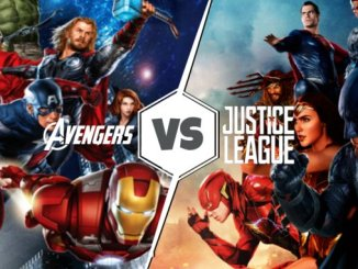 Avengers vs Justice League le match