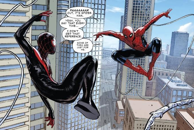 Un Miles Morales peut en cacher un autre ! [review Spider-Men II]