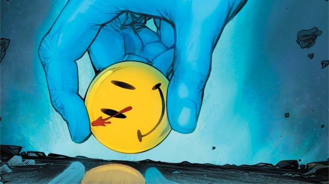 La suite de Watchmen vaut-elle le cour ? critique de Doomsday Clock 1 à 4