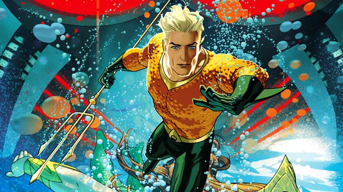Aquaman Rebirth : 5 (très) bonnes raisons de plonger dans le tome 2 !