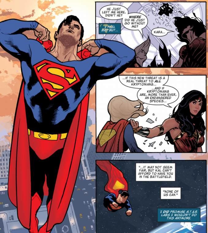 Bendis fait table rase du passé de Superman [Man Of Steel #1-6, la critique]