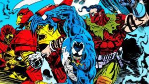 Venom contre les Super-Soldats [Venom : The Mace]