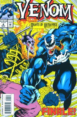 Venom : Nights of Vengeance