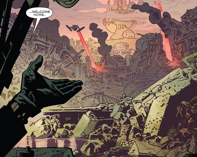 Steve Rogers en quête de rédemption après Secret Empire [critique de Captain America 695 à 700]