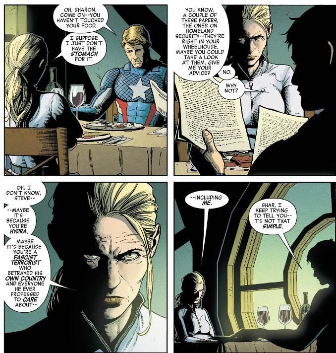 Secret Empire : pourquoi il s'en est fallu de peu que ce crossover soit excellent [critique]