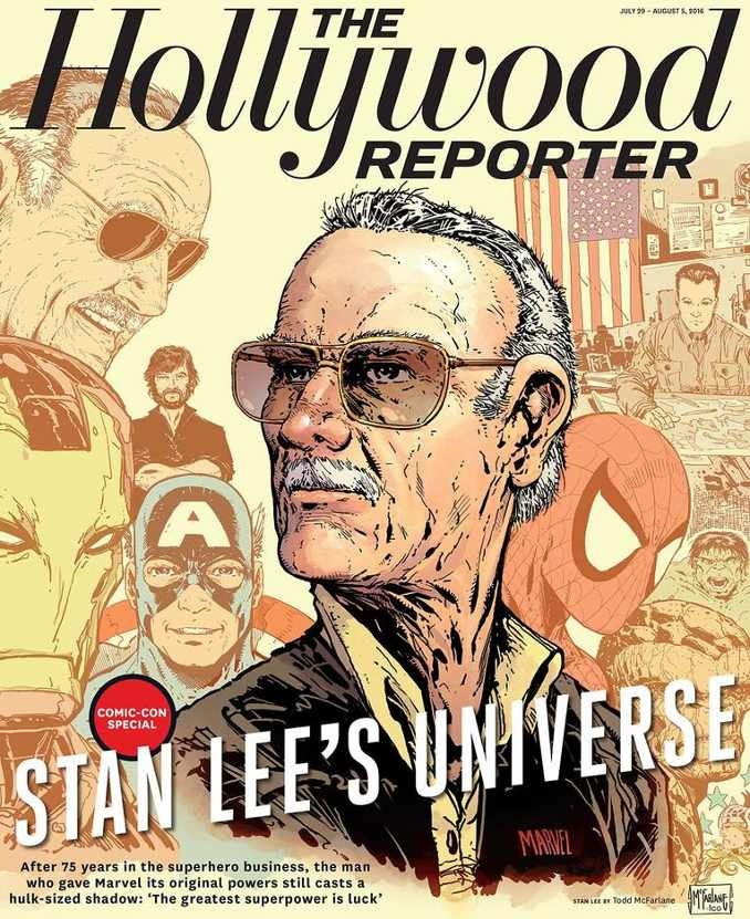Stan Lee la création de Marvel