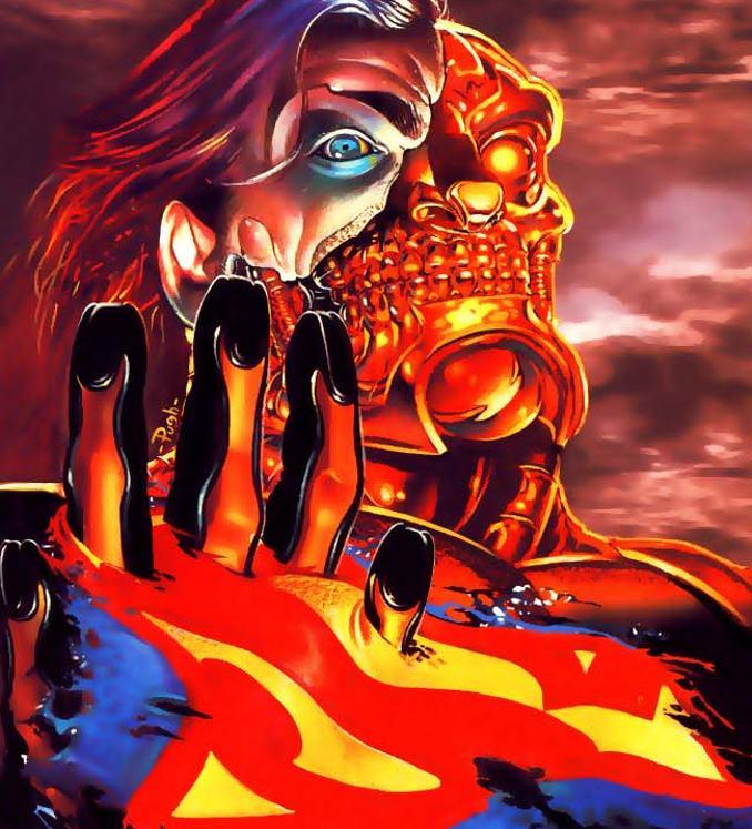 comics terminator crossover