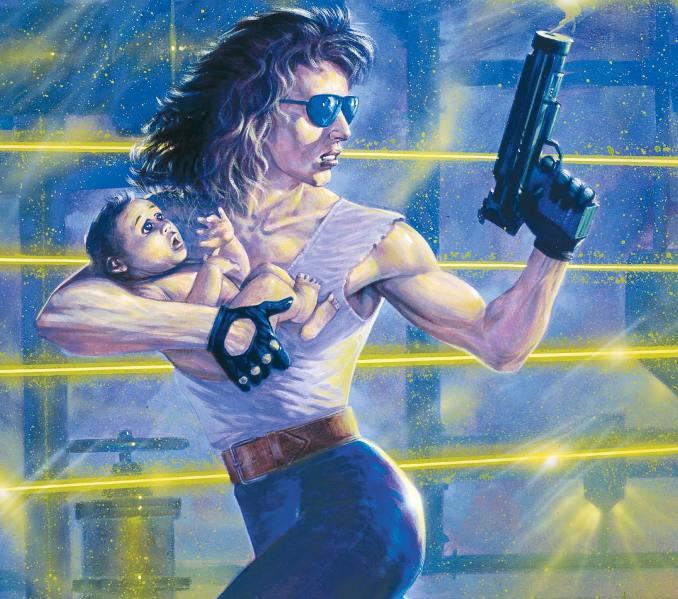 comics terminator endgame