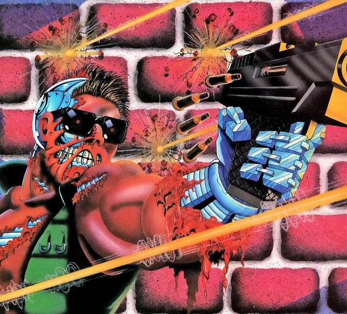 comics terminator