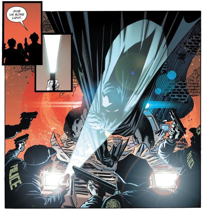 Batman Dark Knight III