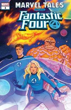 marvel tales fantastic four 1