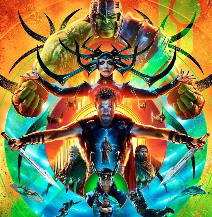 inspiration films Marvel MCU thor ragnarok