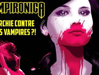 Vampironica Veronica Archie Riverdale