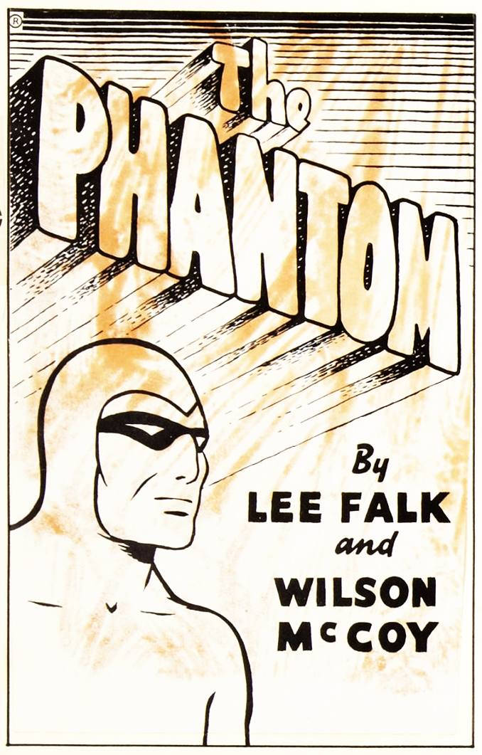 Fantôme du Bengale The Phantom