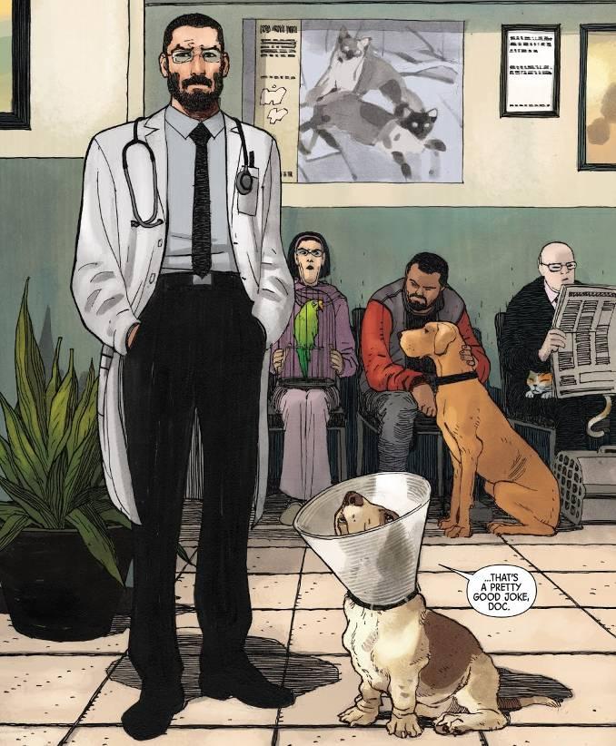 Doctor Strange Legacy tome 1