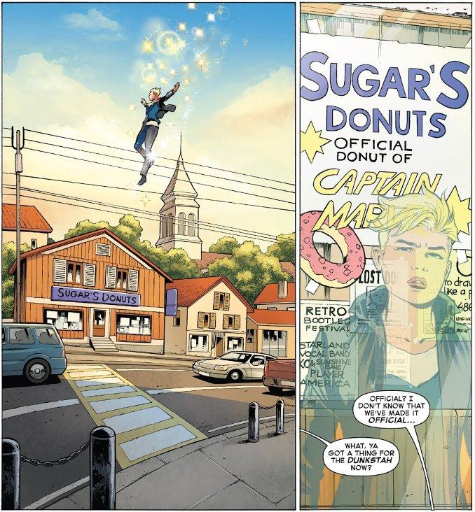 La vie de Captain de Marvel : Carol Danvers succombera-t-elle aux secrets  de son passé ? [avis] - Top Comics
