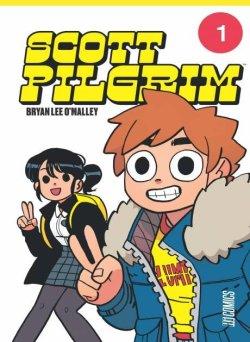 Scott PIligrim hi Comics