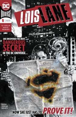 Lois Lane logo Superman Daily Bugle