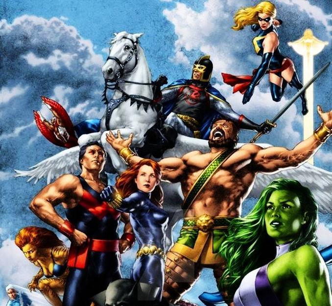 Black Knight Avengers