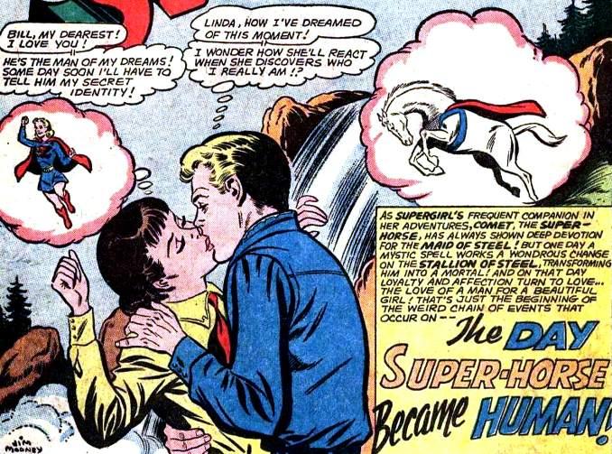 supergirl comet bronco