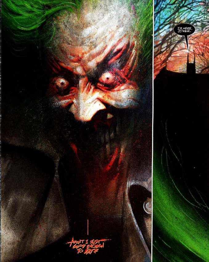 Batman Arkham Asylum asile d'Arkham