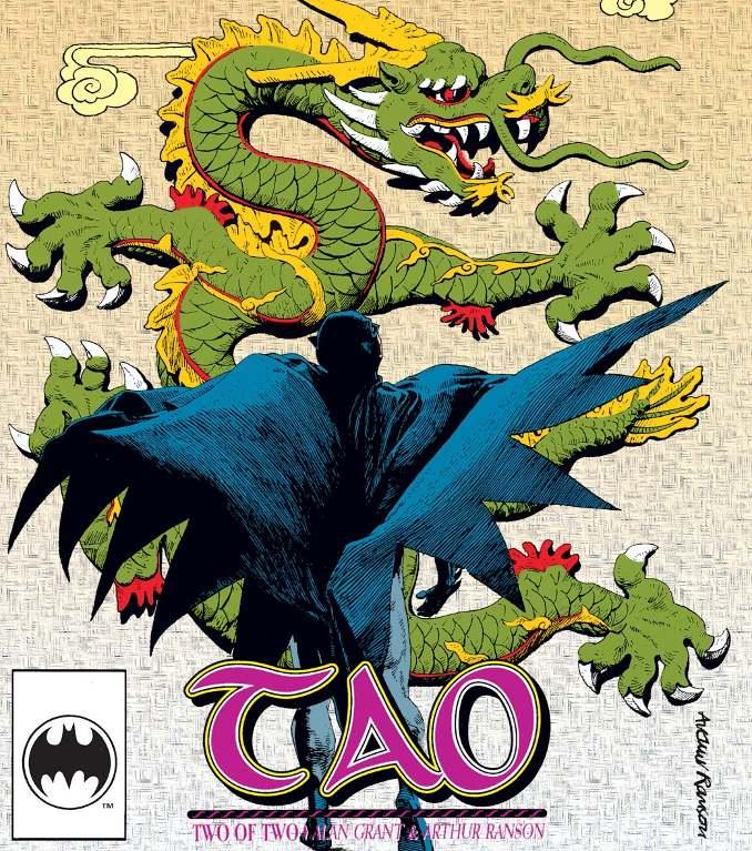 Batman Tao Arthur Ranson