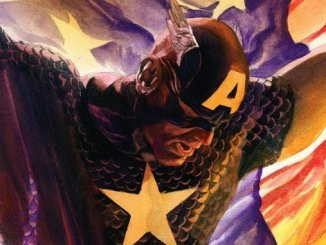 Captain America Winter in America