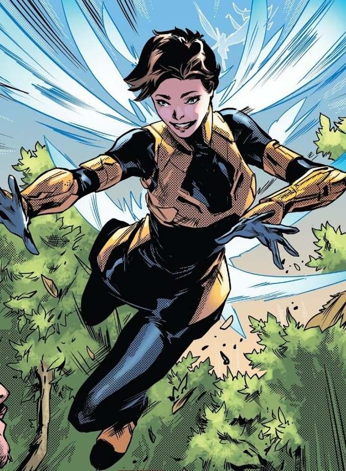 Guêpe (marvel Comics) : guêpe, (marvel, comics), Grands, Leaders, Superhéros, Marvel, Comics