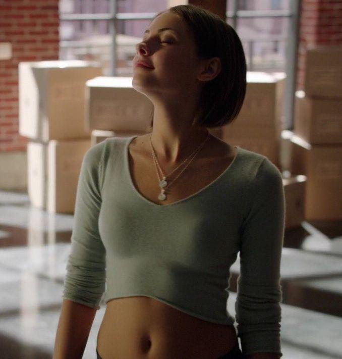 superhéroines télé sexy