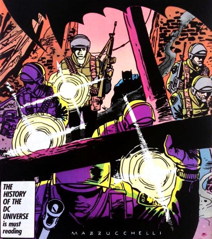 Finders Keepers [Yara Flor] Batman-grands-combats-memorables-importants-police-swat-gcpd-annee-un-year-one