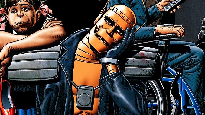 Doom Patrol Grant Morrison