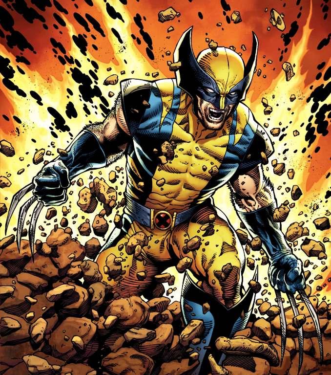 héros importants Wolverine