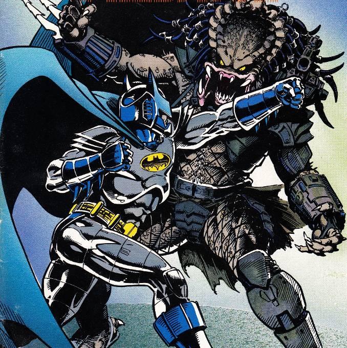 Batman armure costume predator