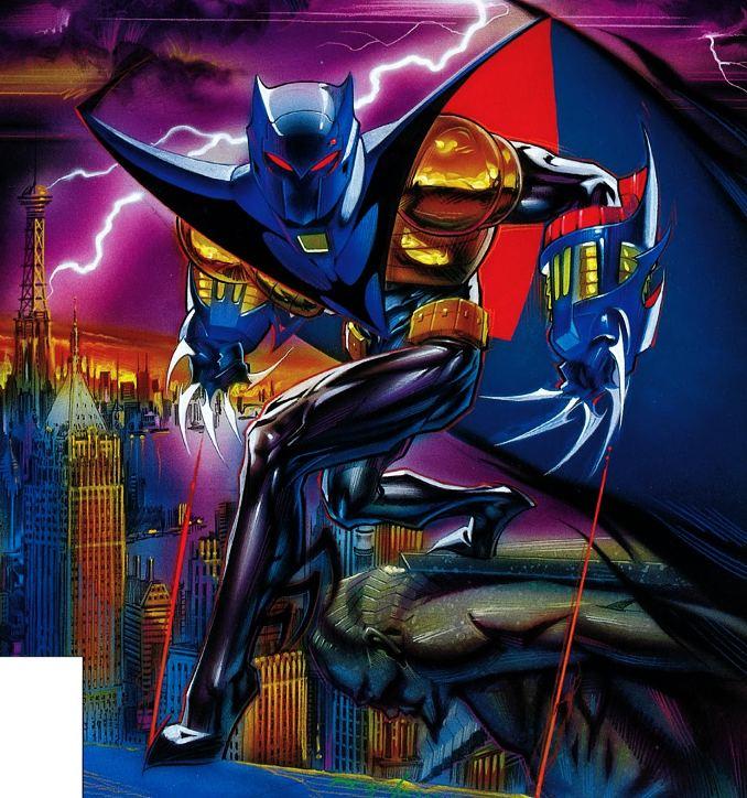 Batman armure costume azrael