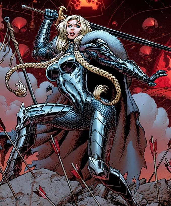 reine Marvel Valkyrie