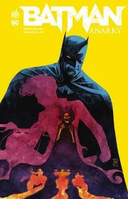 Batman anarky couverture