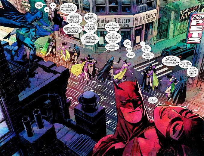 batman rebirth tome 10 délire