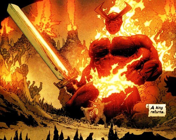 démons Marvel