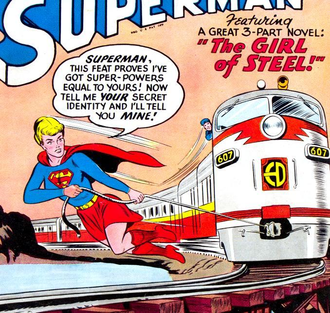 supergirl jimmy olsen